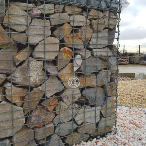 Enrochement-à-Gabion-Grès-Quartzite-80-250-2